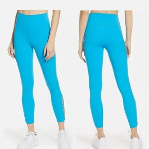 NWT Nike Boutique Dri-Fit Bungee High Rise Tights